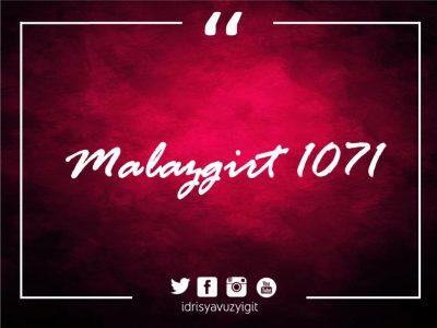 Malazgirt 1071