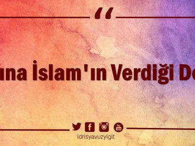 Kadına İslamın Verdiği Değer